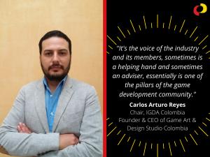 Volunteer Appreciation 2020: Carlos Arturo Reyes