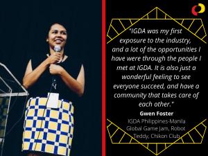 Volunteer Appreciation 2020: Gwen Foster