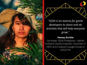 Volunteer Appreciation 2020: Honey Arriola