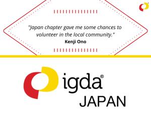 Volunteer Appreciation 2020: IGDA Japan
