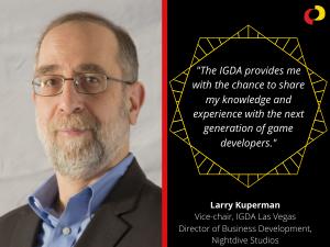 Volunteer Appreciation 2020: Larry Kuperman