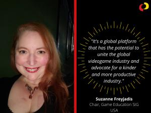 Volunteer Appreciation 2020: Suzanne Freyjadis