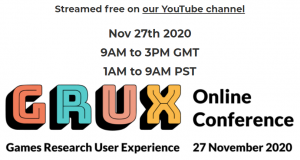 GRUX Online 2020